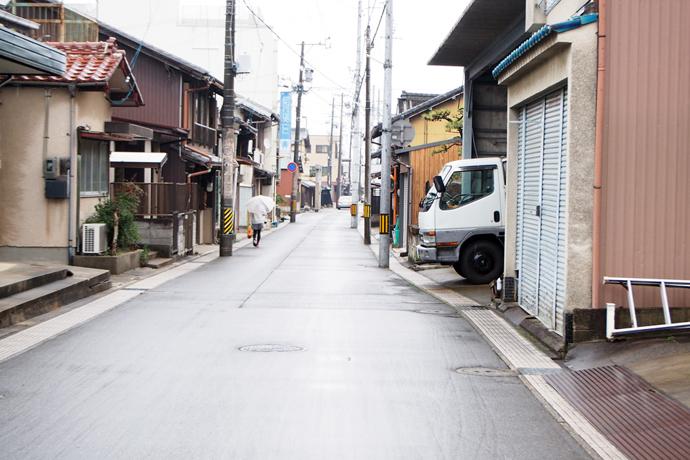 東海道五十三次の42番目の宿場町